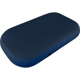 Sea to Summit Aeros Premium Kussen Deluxe, blauw